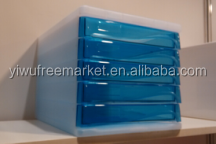 filing plastic 5 drawer file cabinet a4 drawer document cabinet