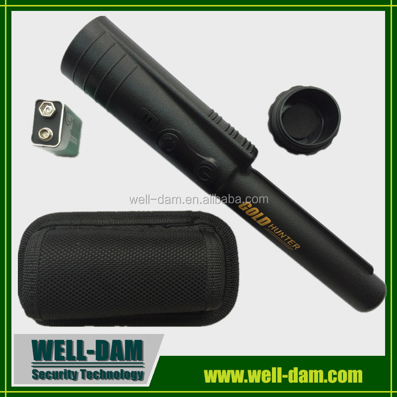 Handheld metal detector pinpointer gold detector for gold coin