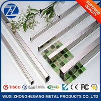 High Standard Good Prices 304 Thin Wall Stainless Steel Tube