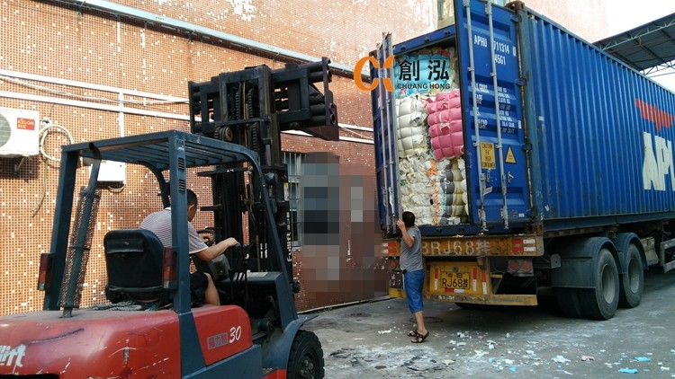 Hot product high density pu foam scrap in bales