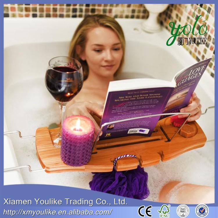 Luxury Bamboo Bathtub Caddy 6.jpg