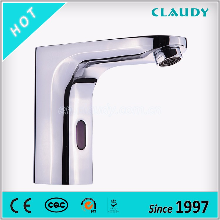 China Manufacturer Contemporary Style Intelligent Basin Automatic Faucet