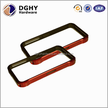 China manufacturing CNC machining aluminium mobile hardware components company