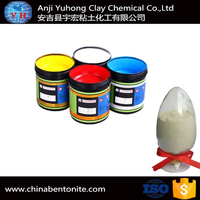 YH-908 Organic bentonite rheological additive for coating