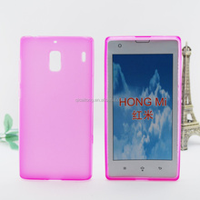Soft Pudding tpu case for HONG MI