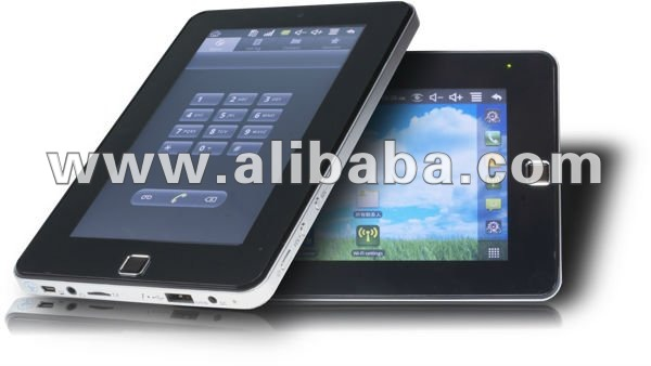 7'' MULTI TOUCH PAD WITH ANDROID 3.0 (YT-F722P)