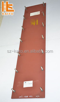 The most reasonable price cheap heating rod FOR Asphalt paver TAMPER BARS for screed plate