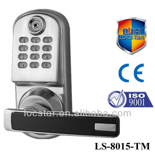 LS8015 Electronic Key Door Lock For House