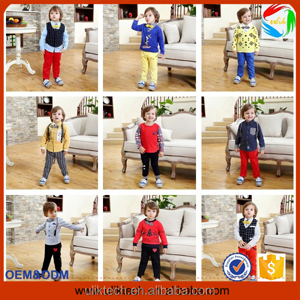 80-120cm baby clothing free shipping child clothes with high quality kid clothes