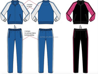 Factory OEM Sports suits and Jogging wear for Men and Women High quality