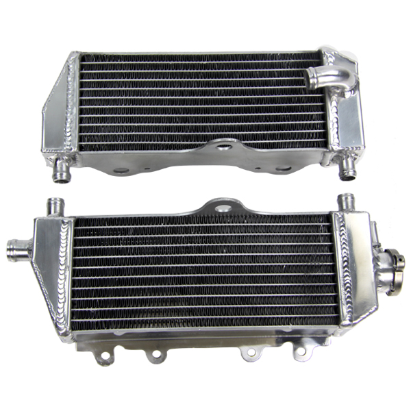 factory price motorbike radiator pa66-gf30 for YAMAHA YZ250 2002-2012