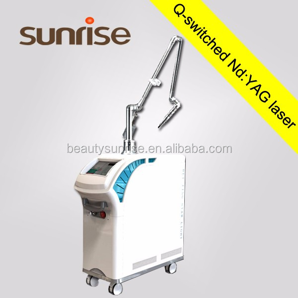 beijing sunrise hair removal vein stopper nail fungus treatment 1064nm & 532nm long pulse nd yag <strong>laser</strong>