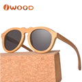 On Sale For Christmas New Design In Stock Fashion Low MOQ Low Price Light Bamboo Sun Glasses Sunglasses For Women