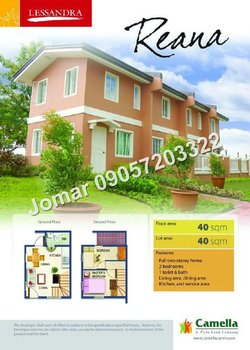 HOUSE AND LOT FOR SALE, NEAR SM SAN FERNANDO, PAMPANGA, FLOOD FREE, 2 STOREY, 2 BEDROOMS, INSTALLMENT