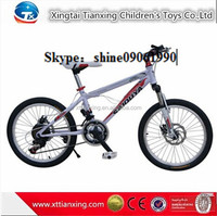 2015 Alibaba Online Store Chinese Supplier Wholesale Cheap 20' Children Mountain Bike For Sale