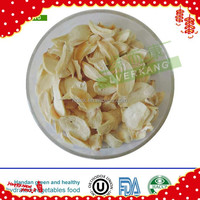 white chinese dried minced garlic flake granules powders, Dehydrated Garlic Slices for Instant noodles