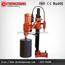 diamond core drill bit for reinforced concrete SCY-2550E