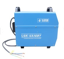 plasma cutter LGK-63IGBT for metal cutting and welding machine made in China
