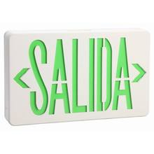 UL Emergency Light Exit Sign Fire Exit Sign Ceiling Led Exit Sign Board