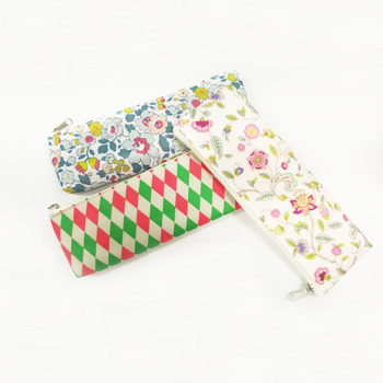 Fashion accessory washable reusable pencil bag