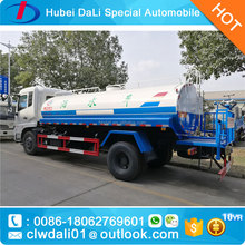 10000Liters water carrier truck DFAC bowser water truck