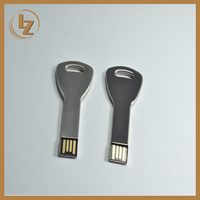 Metal Key USB Flash Drive Best Quality Wholesale Items Gifts Logo Printing USB Flash Disk