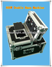 HS-600, 600W Dual Haze Machine,Stage/ Disco Effect machine