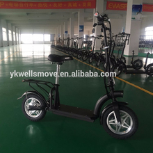 Exclusive new design electric scooter motor two wheel