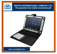 2014 Best selling wholesale leather flip cover 7 inch tablet case with keyboard