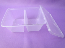Disposable Plastic Food Grade Sushi/rice Packaging Box