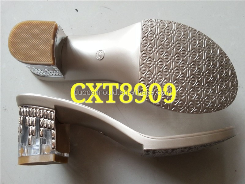 professional ladies pu casual shoe sole