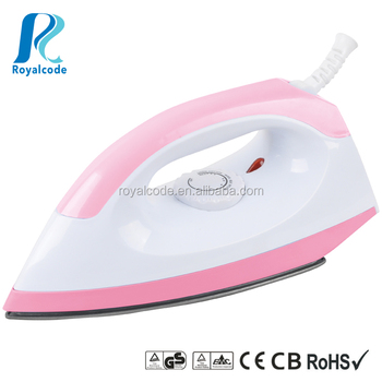 Electric dry iron with new shape,easy to operating,low price,300-1000w