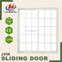JHK-G24 Home Depot Stained Glass Waterproof Sliding Doors