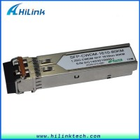 Network Routers 1270~1610nm 1.25G CWDM SFP Module