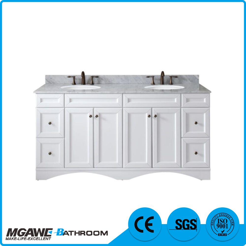 New fashionable stylish bathroom vanity cabinet luxury
