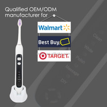 china manufacture patent electric toothbrush adult soft Bristle dental toothbrush