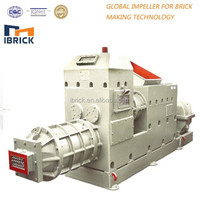 Small Manual factory automatic mobile block making machine solid brick making machine
