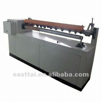 Paper roll cutting Machine/ Paper roll cutter for paper mill