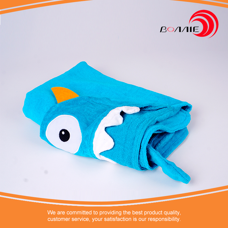 Factory Direct Top Quality Cartoon Hooded Poncho