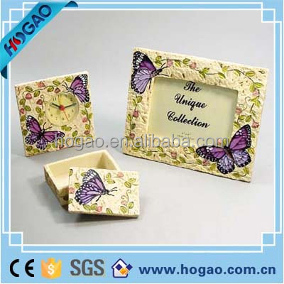 custom butterfly shape photo/picture frame
