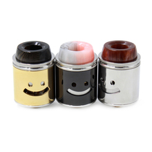 Jester RDA! 100% authentic Serisvape ecig atomizer Jocker RDA 810 Resin drip tips
