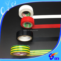 Best quality lead free pvc electrical tape with excellent tack