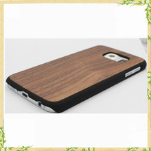 Professional carved wood mobile phones cover for business man