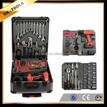 new 2014 187pcs tool set China supplier wholesale alibaba cheap good