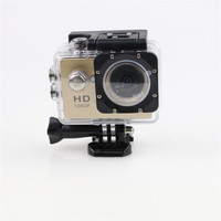 1.5'' Inch waterproof 1080P WIFI Dual Screen gopros Action Camera SJ4000