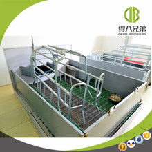 High Quality Pig Farm Sow Stall Farrowing Cages For Pigs