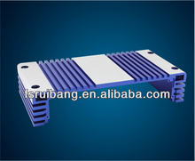 Alibaba China Extrusion Aluminum case for Electronics