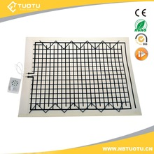 Pre-recorded sound audio recording talking chip module for door mat