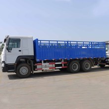 Sinotruk used and new Howo euro 2 371hp 12 wheeler 8x4 cargo truck