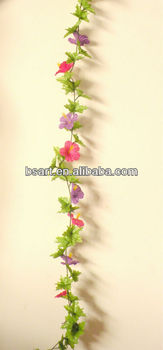 Latest artificial silk flower garland